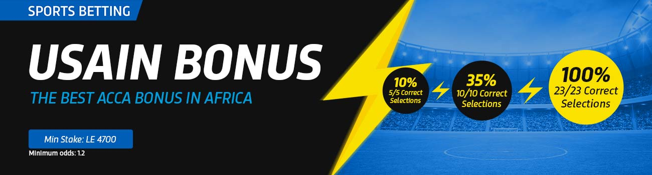 Mercury International Betting Bonus
